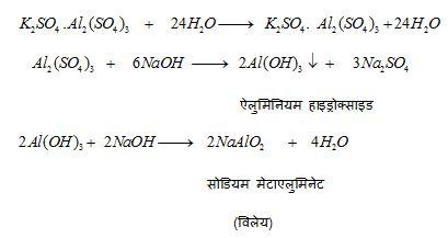process of caustic soda
