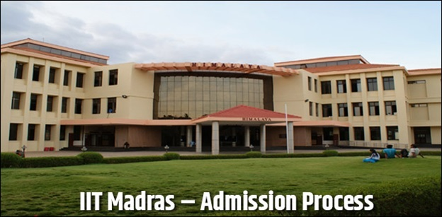 DOMS, IIT Madras MBA Admission Process