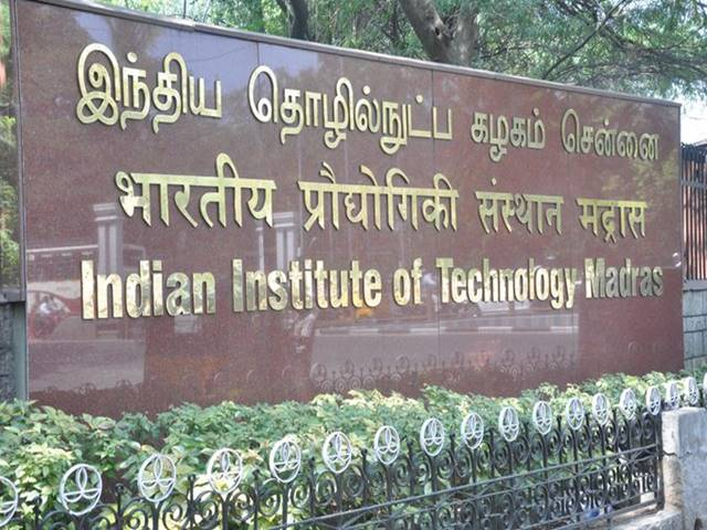 IIT Madras Placement 2020
