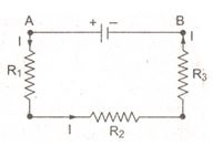 series combination circuit