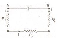 series combination circuit