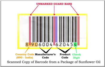 indian barcode