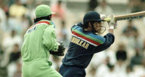 india pak match icc world cup 1992