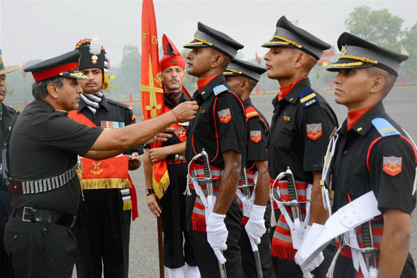 indian military academy cadets