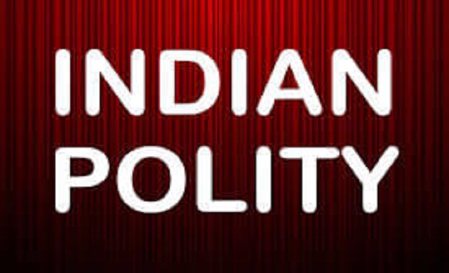 CDS I 2018 Exam Indian Polity Practice Questions