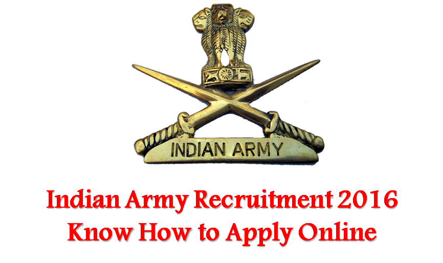 Indian Army Recruitment: 03 Mistakes to avoid while applying
