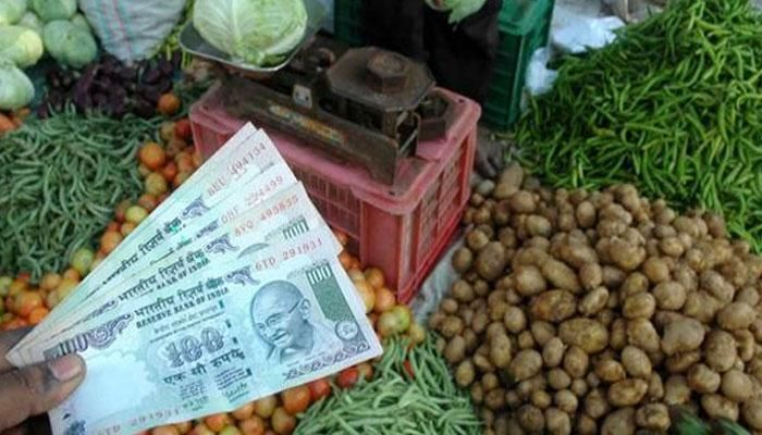 inflation in india example
