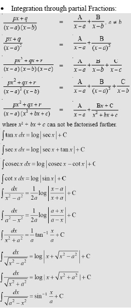 UPSEE Integrals Concepts 1
