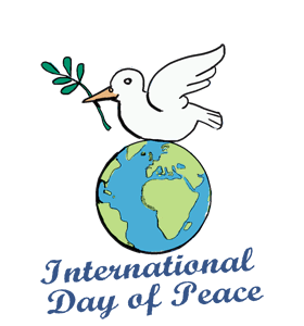 What is the Symbol of International Day of Peace