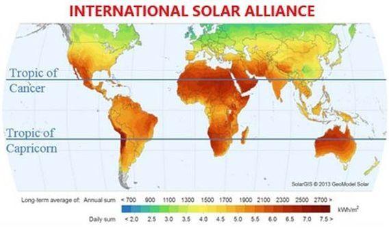international solar alliance members