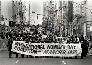 internationals womens day coalition