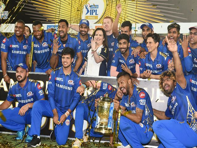 Yesterday match ipl winning team