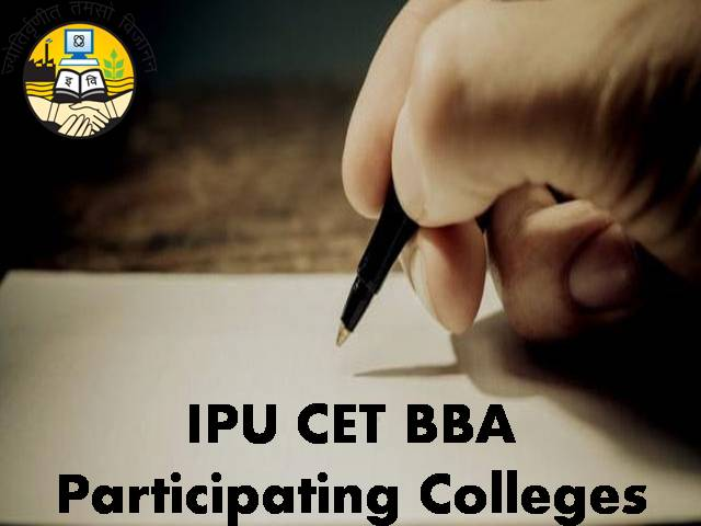 IPU CET BBA Top Colleges