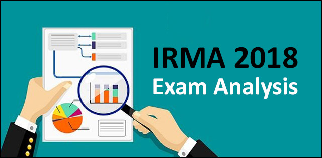 IRMASAT 2018 Exam Analysis