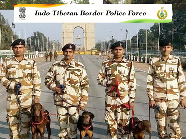 Indo Tibetan Border Police Force