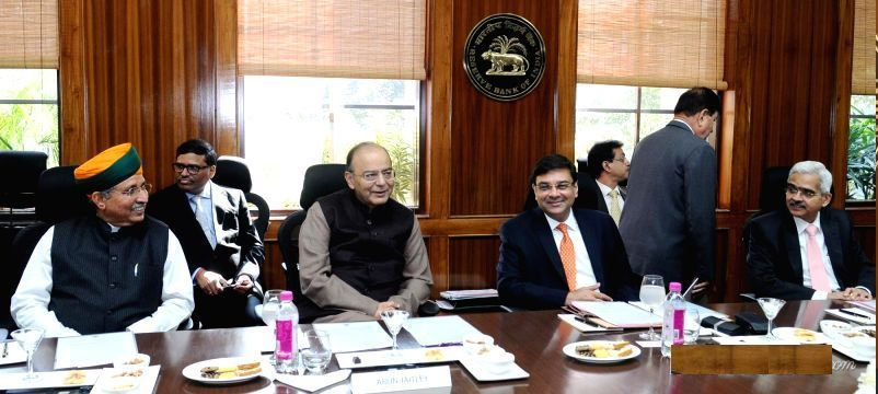 jaitley meeting with RBI