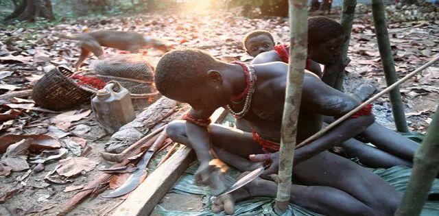 jarwa tribe andman
