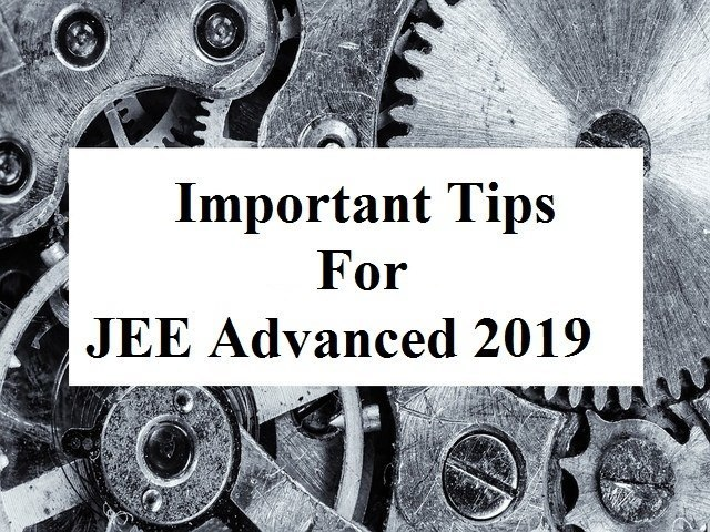 JEE Advanced 2019: Top 6 tips to score high in the exam