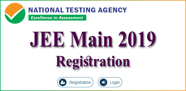 NTA JEE Main I 2019 online registration to begin from tomorrow at nta.ac.in, check details here