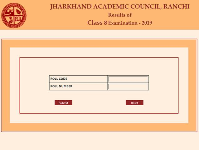 JAC Class 8 Result 2019 expected today, Know how to check here