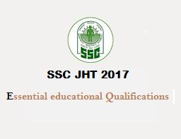 SSC JHT