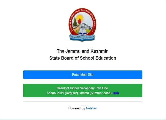 Check JKBOSE 11th Results 2019 Declared: Get Direct Result Link Here