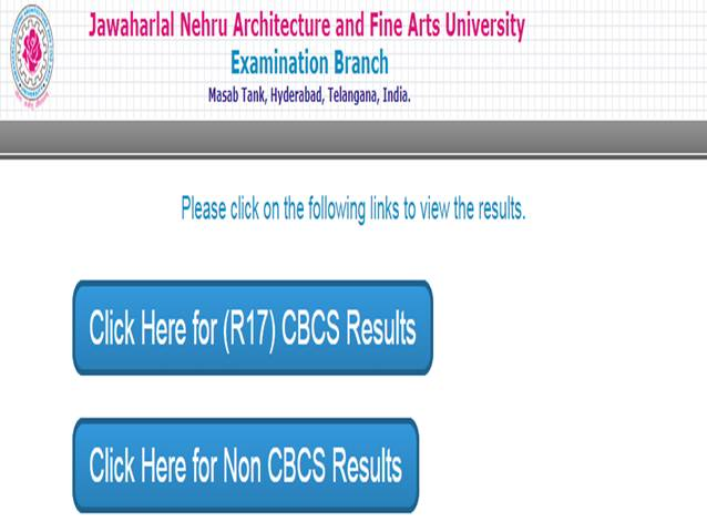 JNA Fine Arts University UG, PG Reg and Supply results released