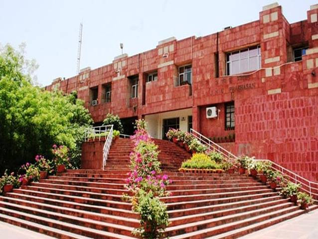 JNU College Reopening