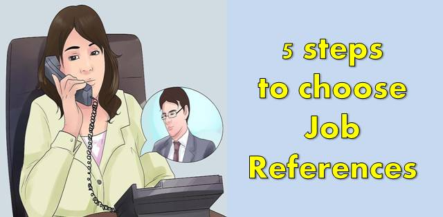 Job references