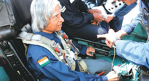 kalam as a scientist