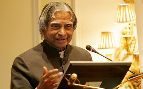 kalam as a teacher