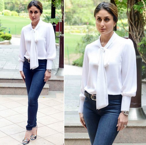 Kareena Kapoor Formal Shirt