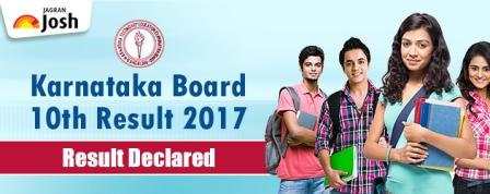 Karnataka SSLC Result 2017 Announced