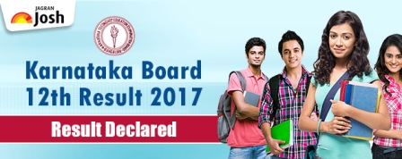 Karnataka 2nd PUC Results declared