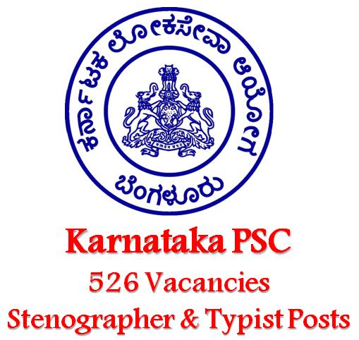 karnataka-psc-steno-typist