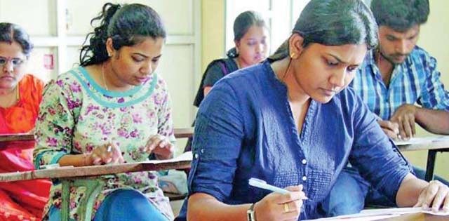 Uttrakhand Board 2018 Class 12th Examination Begins