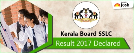 Kerala SSLC Results 2017 Announced, Check online at keralaresults.nic.in