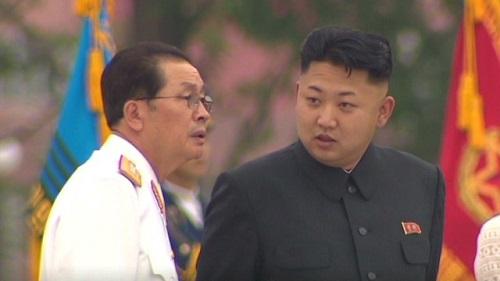 kim jong un and uncle