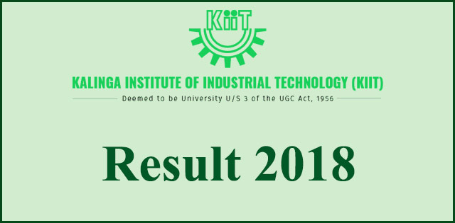 KITEEE 2018 Result To Be Declared Today @ kiitee.kiit.ac.in