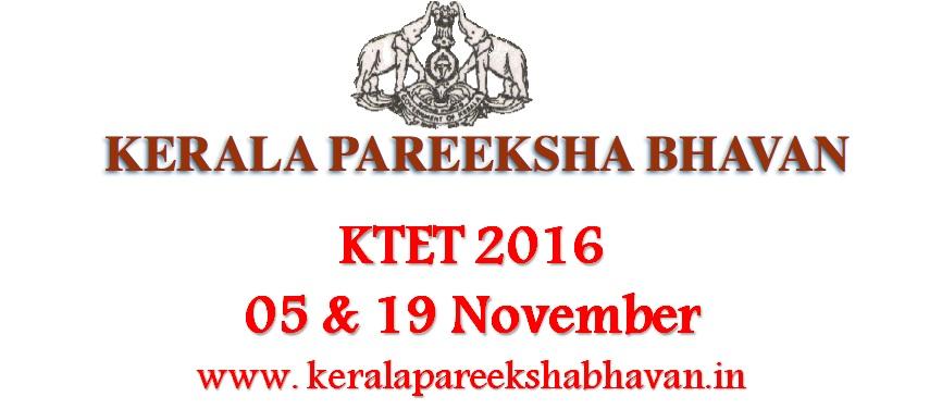 KTET to be held on 05 & 19 November, Download admit card