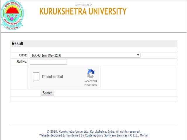 Kuk result b a 2nd sem pdf converter