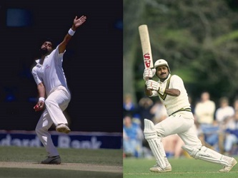 last ball six by miandad