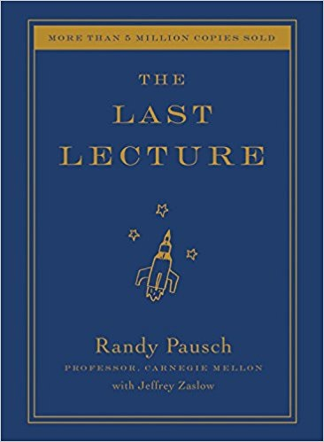 randy pausch speaking skills essay Childhood is defined as a period of time in which emotional growth, dreams, and maturity occur with the help of a positive role model growing up, my biggest role.