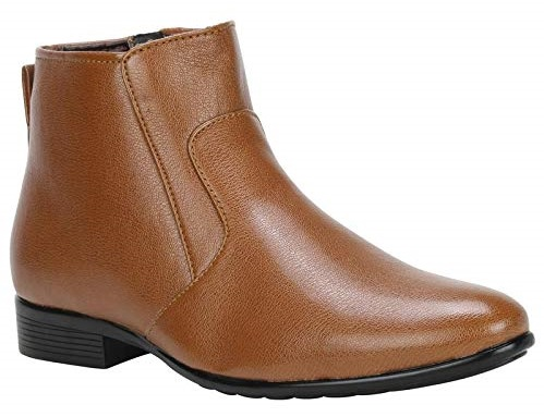 Leather Men Boots