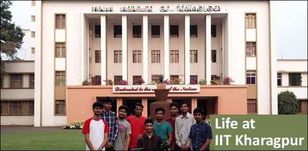 Life at IIT Kharagpur