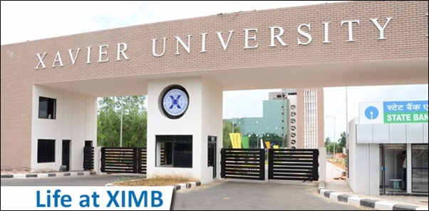 Life at XIMB: A Place Where You Are the Driving Force