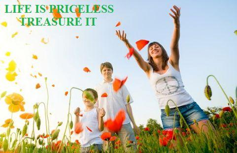 life is priceless