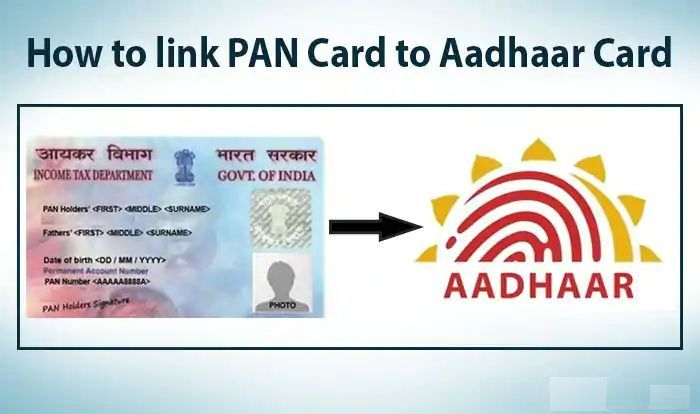 How to link your Aadhar Card with PAN Card?