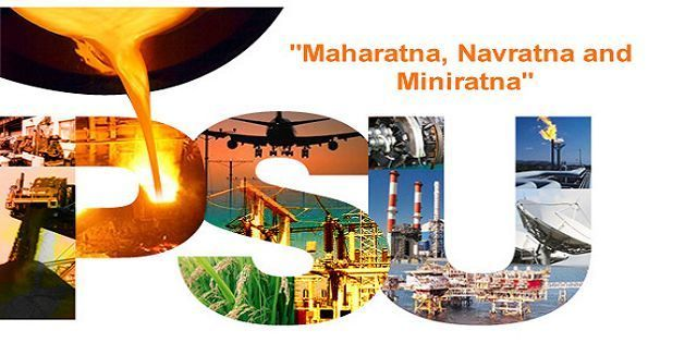 List of Maharatna and Navratna Companies in India