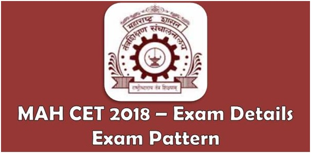 MAH CET 2018 Exam Pattern